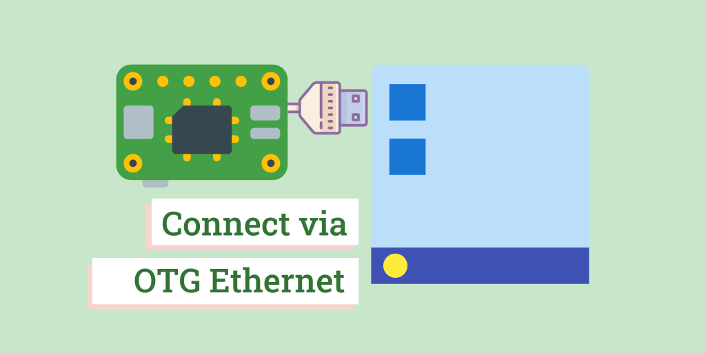 cover image about connect to Raspberry Pi with USB-C cables